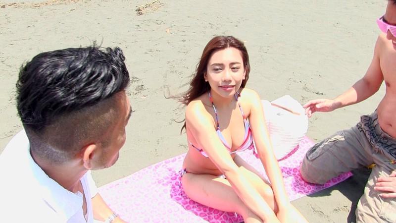 巨乳美女GET「男性用新作水着を見て下さい」ホテルでデカチン見せつけ!!からのSEX!!