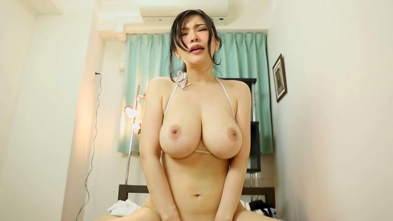 Lカップ下乳好き♡このままおっぱいに顔を埋めたい@沖田杏梨